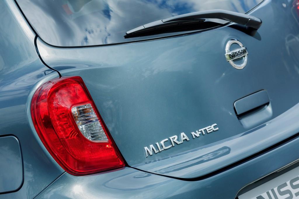 "Nissan Micra als ""N-tec"". © spothits/Auto-Medienportal.Net/Nissan"