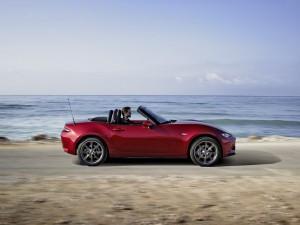 Mazda MX-5: Wer Kan, der kann. © spothits/Auto-Medienportal.Net/Mazda