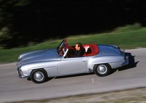 """Mercedes-Benz unterstützt """"Art de vivre"""" in Chantilly. © spothits/Auto-Medienportal.Net/Daimler"""