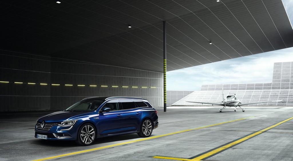 IAA 2015: Renault stellt Talisman Grandtour vor. © spothits/Auto-Medienportal.Net/Renault