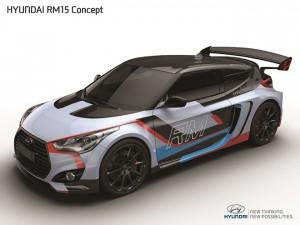 IAA 2015: Hyundai präsentiert Hochleistungsmarke N. © spothits/Auto-Medienportal.Net/Hyundai