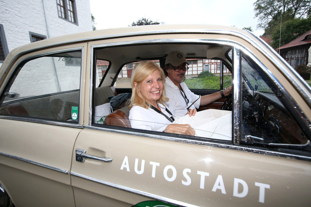 """HBK 2015: """"Tatort""""-Kommissare vor ungewohnter Aufgabe. © spothits/Auto-Medienportal.Net/Autostadt"""