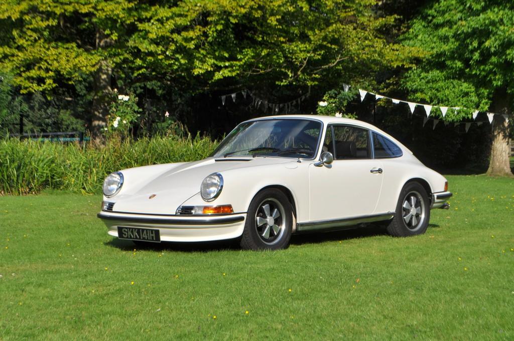 Porsche-Raritäten in England unter dem Hammer. © spothits/Auto-Medienportal.Net/Coys