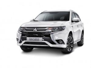 IAA 2015: Mitsubishi Outlander mit neuem Gesicht. © spothits/Auto-Medienportal.Net/Mitsubishi