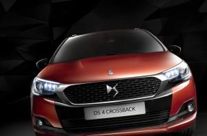 IAA 2015: DS 4 kommt auch als Crossback. © spothits/Auto-Medienportal.Net/Citroen