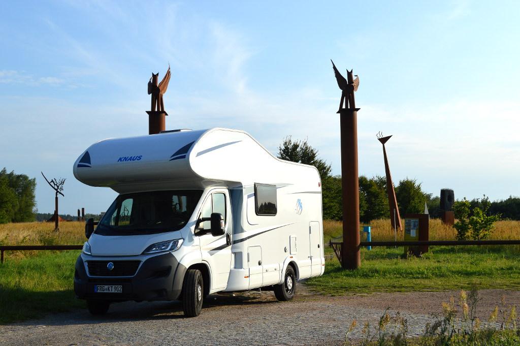 Test Knaus Sky Traveller 600 DKG: Pfiffige Lösungen und überzeugende Details. © spothits