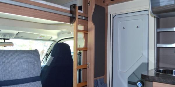 Test Knaus Sky Traveller 600 DKG: Pfiffige Lösungen und überzeugende Details.