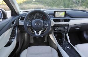 Test Mazda 6 Kombi SKYACTIV-D 175 AWD i-ELOOP. © spothits/Mazda