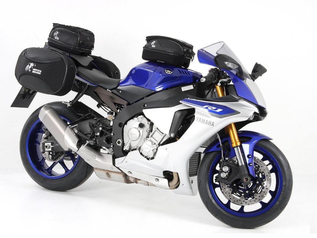 Hepco & Becker stattet Yamaha YZF-R3 aus. © spothits/Hepco & Becker