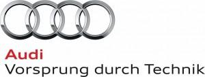 Audi stellt eine Million Euro für Flüchtlinge zur Verfügung. © spothits/Logo