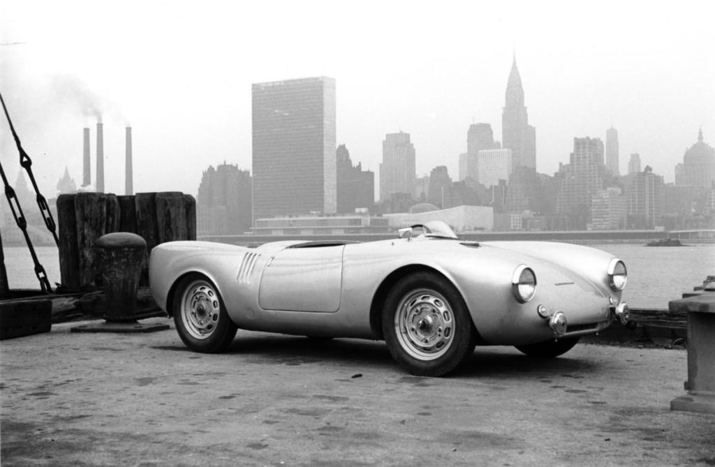 Legendenbildung am Highway: Vor 60 Jahren starb James Dean. © spothits/Auto-Medienportal.Net/Wikipedia