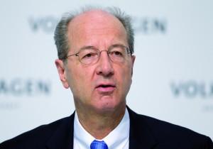 Pötsch soll Piëch-Nachfolger werden. © spothits/Auto-Medienportal.Net/Volkswagen