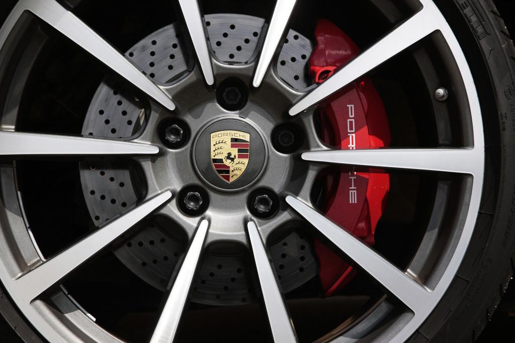 Porsche-Leasing deckt Alltagsblessuren ab. © spothits/Auto-Medienportal.Net/Porsche