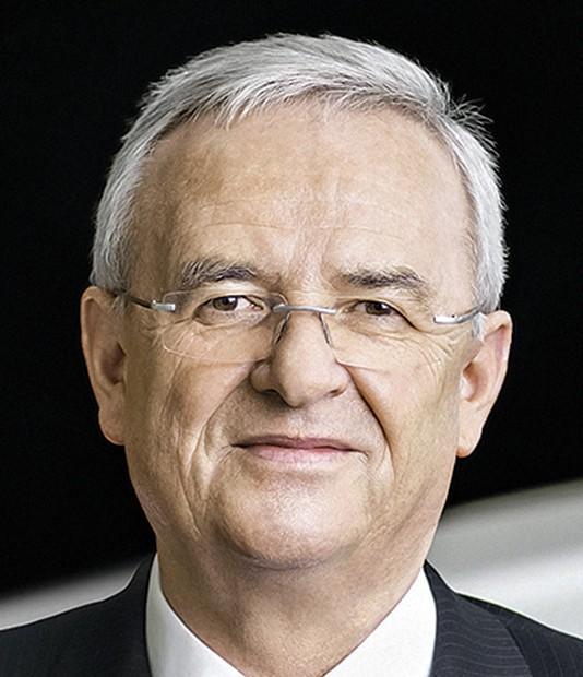 Manipulations-Vorwurf in den USA: Erklärung des VW-Chefs Martin Winterkorn. © spothits/Auto-Medienportal.Net/Volkswagen