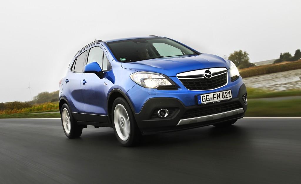 Opel verzeichnet deutliches Absatzplus. © spothits/Auto-Medienportal.Net/Opel