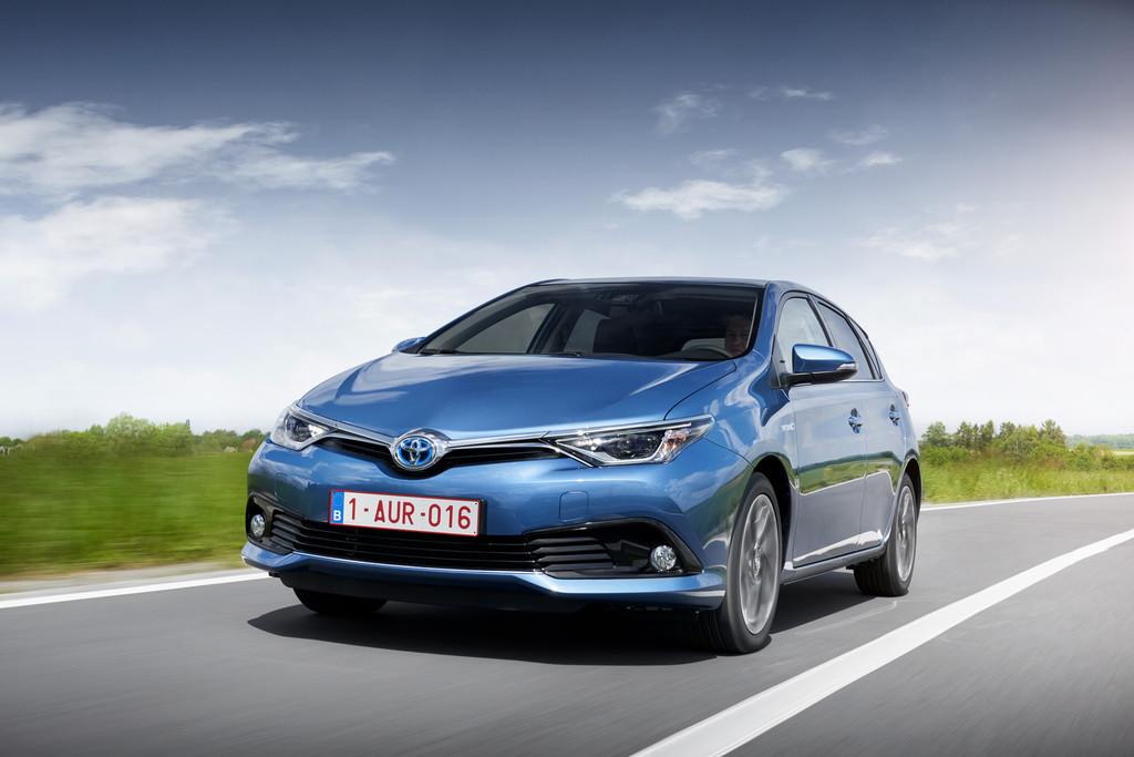 Toyota Auris: Mehr für gleiches Geld. © spothits/Auto-Medienportal.Net/Toyota