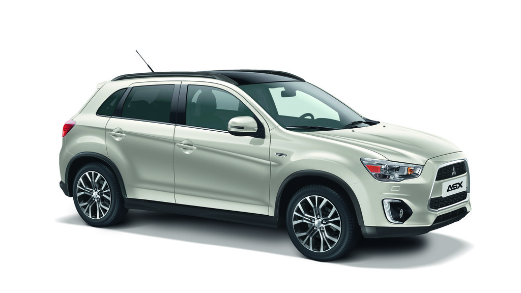 Mitsubishi auf Wachstumskurs. © spothits/Auto-Medienportal.Net/Mitsubishi
