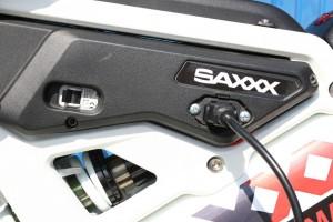 Saxxx Mad Ass E: Für die Hälfte reicht's. © spothits/Auto-Medienportal.Net
