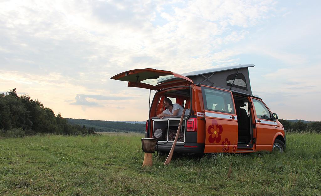 Caravan-Salon 2015: Flow(er)camper. © spothits/Auto-Medienportal.Net/Flowcamper