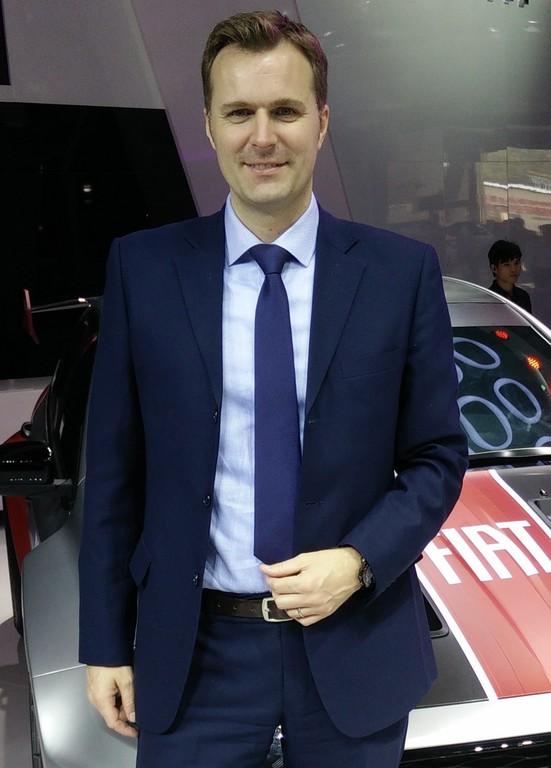 Scheidgen wird Fiat- und Abarth-Markenchef. © spothits/Auto-Medienportal.Net/Fiat