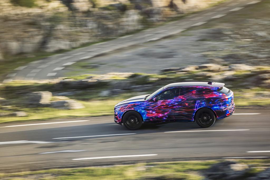 IAA 2015: F-Space und Innovation Lab bei Jaguar Land Rover. © spothits/Auto-Medienportal.Net/Jaguar