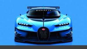 IAA 2015: Showcar von Bugatti für Videospiel. © spothits/Auto-Medienportal.Net/Bugatti