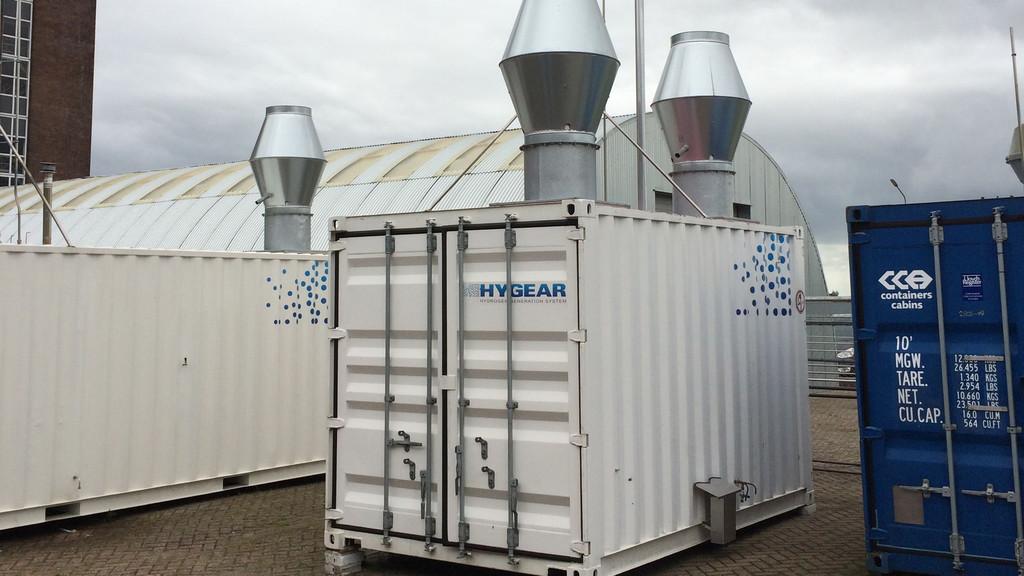 Neues Verfahren wandelt Diesel in Wasserstoff um . © spothits/Auto-Medienportal.Net/Hygear