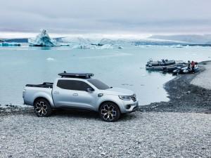Renault plant Pick-up. © spothits/Auto-Medienportal.Net/Renault