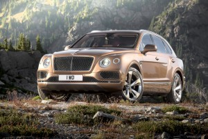 IAA 2015: Der erste Bentley mit Hang zur Schlammkruste. © spothits/Auto-Medienportal.Net/Bentley