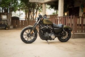 Harley-Davidson trimmt Iron 883 und Forty-Eight neu. © spothits/Auto-Medienportal.Net/Harley-Davidson