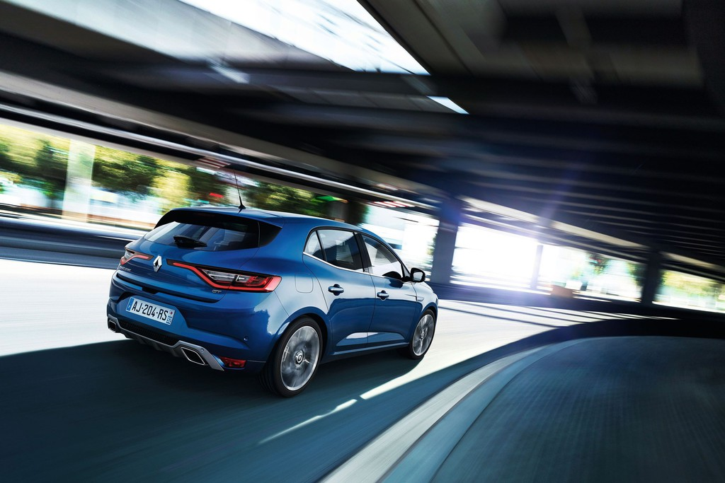 IAA 2015: Renault bringt neuen Mégane mit. © spothits/Auto-Medienportal.Net/Renault