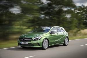 Mercedes-Benz A-Klasse: Jünger, sportlicher und frecher. © spothits/Auto-Medienportal.Net/Daimler
