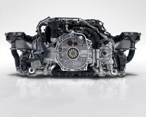 Porsche 911 Carrera: Revolution im Turbotempo. © spothits/Auto-Medienportal.Net/Porsche
