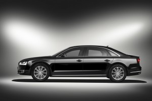 IAA 2015: Audi A8 L Security noch widerstandsfähiger.. © spothits/Auto-Medienportal.Net/Audi