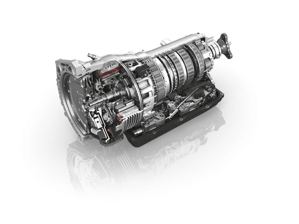 Im BMW xDrive 40e steckt das erste Plug-in-Hybridgetriebe von ZF. © spothits/Auto-Medienportal.Net/ZF
