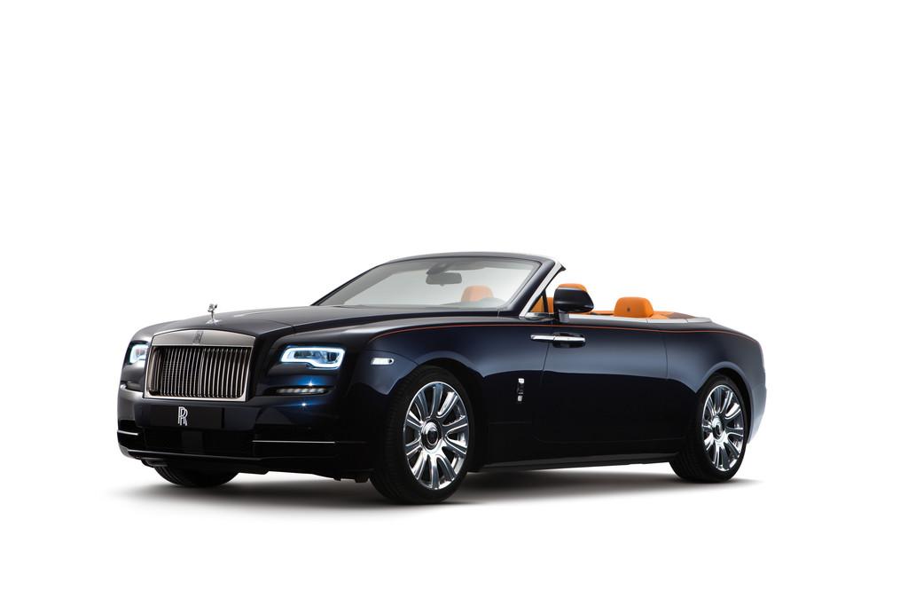IAA 2015: Rolls-Royce Dawn – Luxus-Luftikus für vier. © spothits/Auto-Medienportal.Net/Rolls-Royce