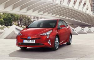 IAA 2015: Vierte Toyota Prius Generation stromert mit TNGA. © spothits/Auto-Medienportal.Net/Toyota