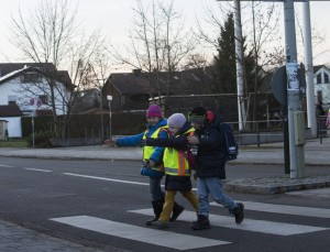 Sicherheitswesten zum Schulanfang. © spothits/Auto-Medienportal.Net/ADAC