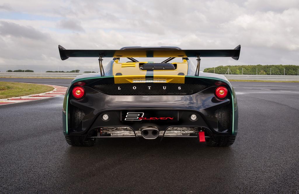 Lotus 3-Eleven ist einer der Schnellsten auf dem Nürburgring. © spothits/Auto-Medienportal.Net/Lotus