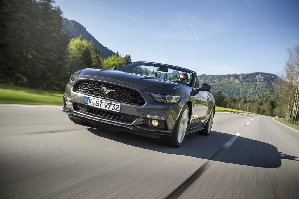 Ford Mustang meistverkaufter Sportwagen der Welt. © spothits/Auto-Medienportal.Net/Ford