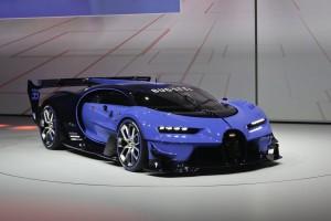 IAA 2015: Bugatti Vision Gran Turismo wird Realität. © spothits/Auto-Medienportal.Net/Thomas Bräunig