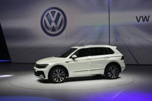 AA 2015: VW Tiguan größer, effizienter und sicherer. © spothits/Auto-Medienportal.Net/Thomas Bräunig