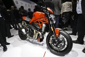 Ducati bringt 2016 neun neue Modelle . © spothits/Auto-Medienportal.Net/Thomas Bräunig
