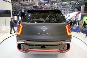 IAA 2015: Ssangyong Tivoli wird noch wachsen. © spothits/Auto-Medienportal.Net/Manfred Zimmermann