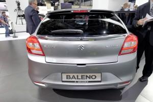 IAA 2015: Suzuki Baleno auch als Mildhybrid. © spothits/Auto-Medienportal.Net/Manfred Zimmermann