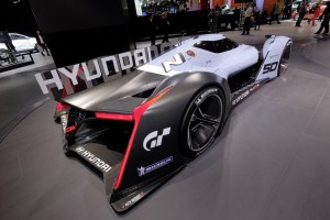 IAA 2015: N steht bei Hyundai für Performance . © spothits/Auto-Medienportal.Net/Manfred Zimmermann