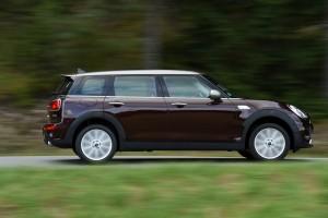 Pressepräsentation Mini Clubman: Mit sechs Türen auf dem Weg nach oben. © spothits/ Auto-Medienportal.Net/BMW