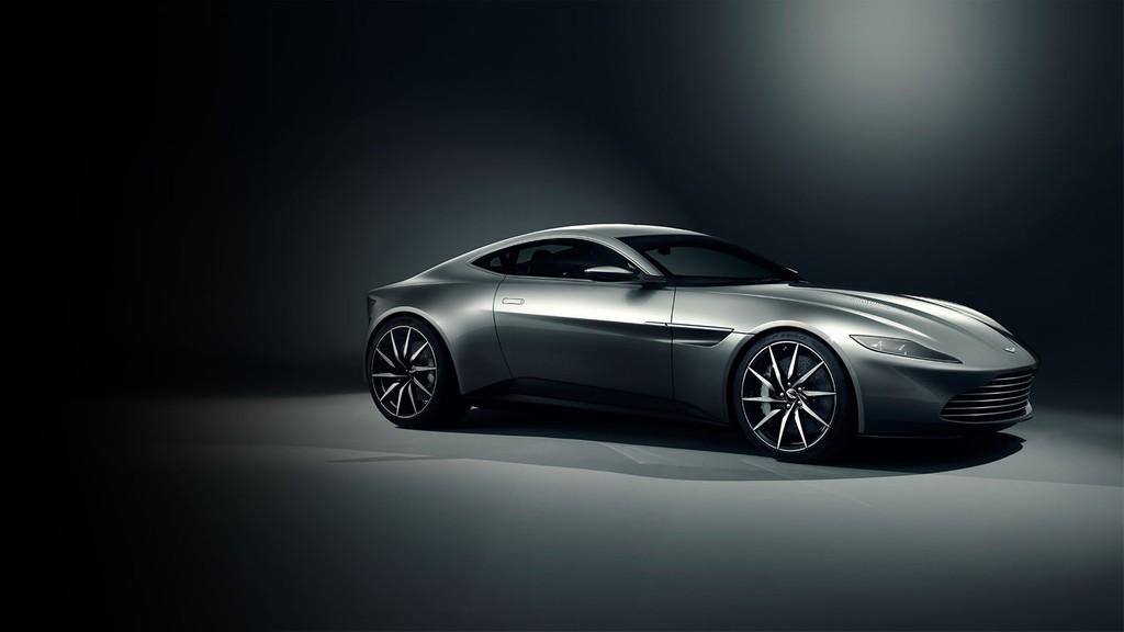 Liebesgrüße aus Gaydon. © spothits/Auto-Medienportal.Net/Aston Martin