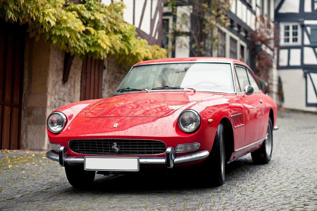 IAA 2015: Coys versteigert 70 Klassiker. © spothits/Auto-Medienportal.Net/Coys