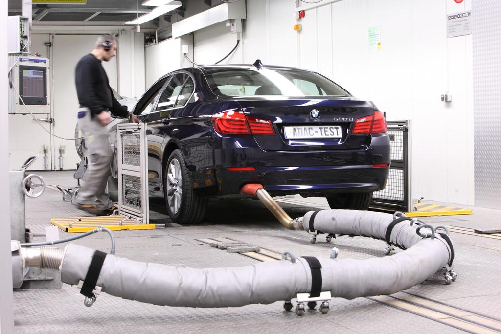ADAC stellt öfter Abweichungen bei Abgastests fest. © spothits/Auto-Medienportal.Net/ADAC